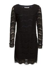 Lace Dress - BLK