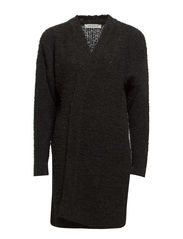 loose Cardigan - BLK