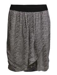 Skirt - black nature