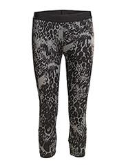 knickers - grey leopard