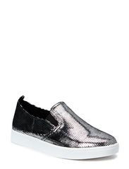 Loafer - silver/black