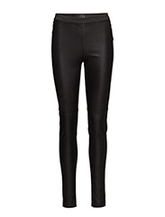 Full Leather leggings - BLK