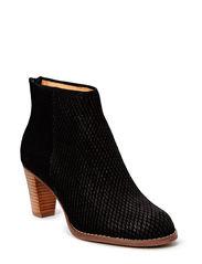 Snake boot - black