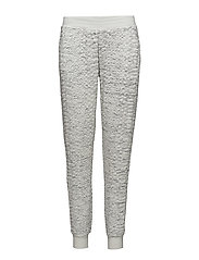 Pants - LIGHT GREY MELANGE