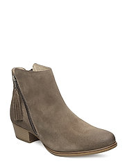 classic low boot - TAUPE