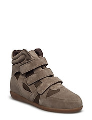 wedge sneak - TAUPE