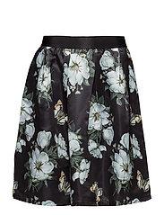 Skirt - FLOWER PRINT