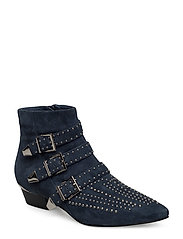 BOOT CHUNKY - BLUE