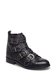 boot belt - BLACK