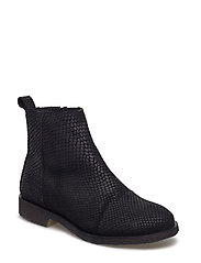 boot rubber - BLACK