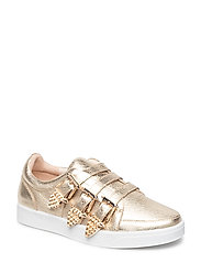 Shoe Loafer Buckle - GOLD