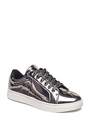 shoe metallic - SILVER