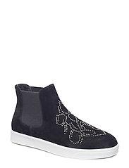 Boot Loafer - BLACK