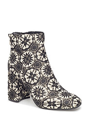 Boot jaquard - BLACK GOLD