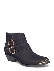 Boot buckle - BLACK