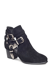 Boot open buckle - BLACK