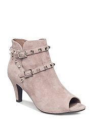 Boot Open Rivets - TAUPE
