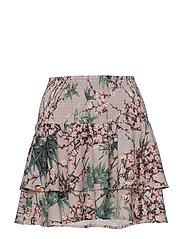 Skirt - BIRD PRINT