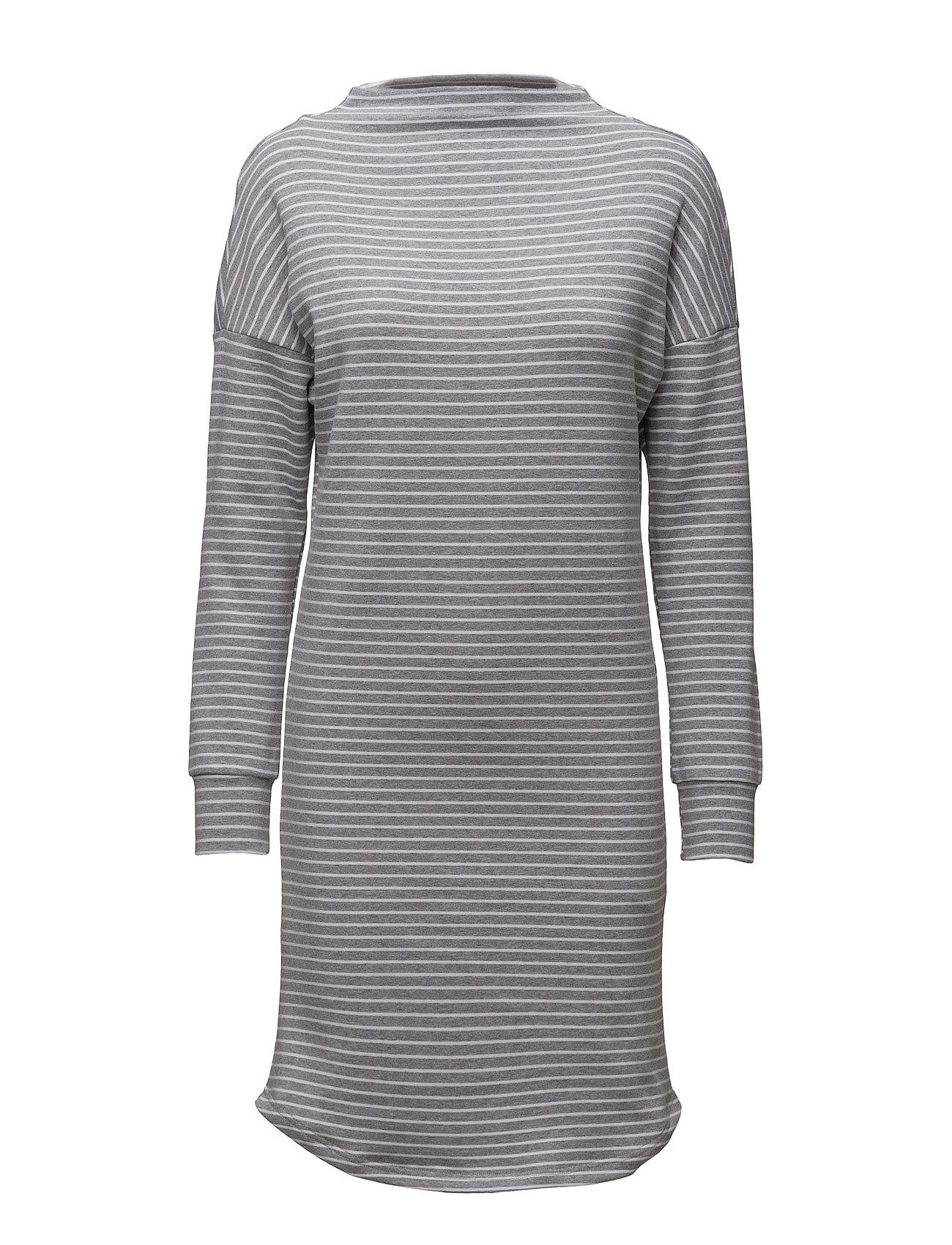 Vara Dress Soft Rebels Knælange & mellemlange til Kvinder i 003 Light Grey