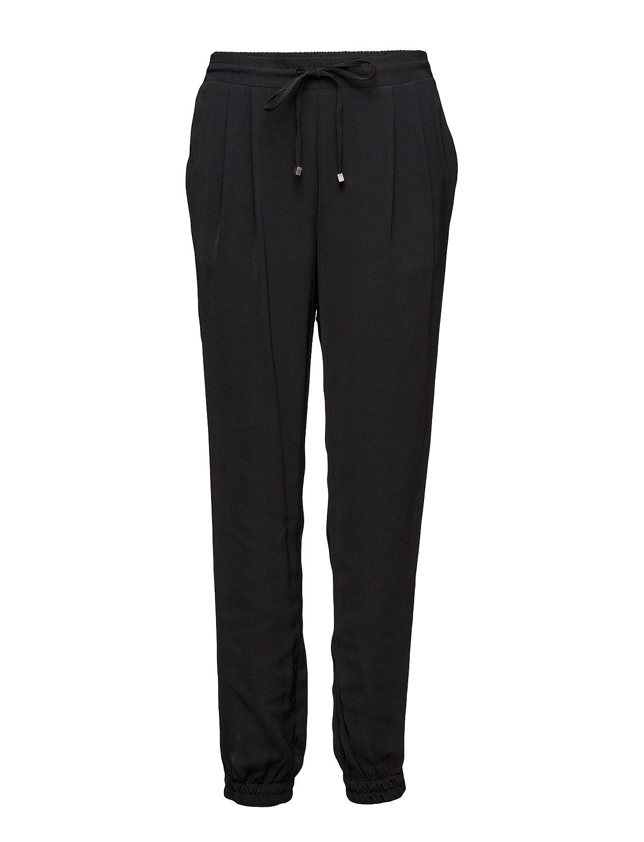 Farrah Pants Soft Rebels Leggings til Kvinder i 001 Black