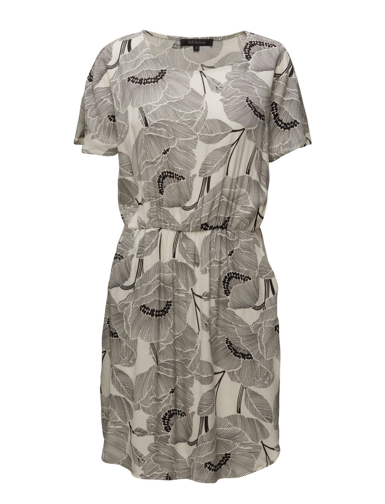 Kikka Dress Soft Rebels Korte kjoler til Damer i