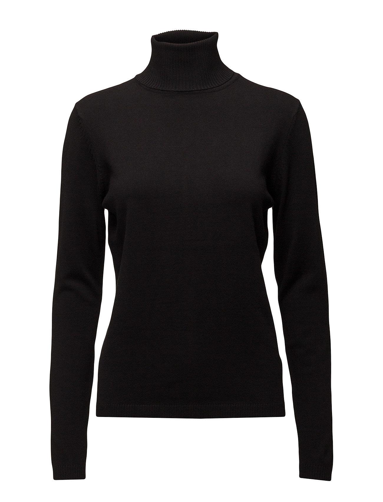 Zara Rollneck Soft Rebels Højhalsede til Damer i 001 Black