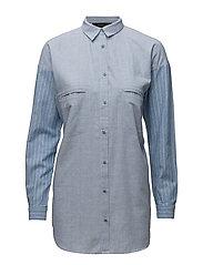 Line Shirt - 216 EVENTIDE BLUE