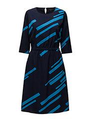 Hedy Dress - 661 HEDY PRINT NIGHT SKY
