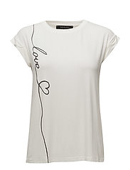 Love T-shirt - 002 OFF WHITE