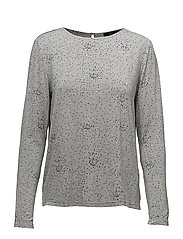 Note Blouse - 602 NOTE PRINT
