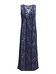 Soon Dress - 201 Oxford Blue