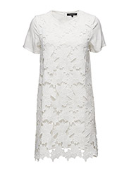 Mike Dress - 002 OFF WHITE