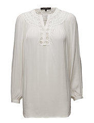 Now Blouse - 002 OFF WHITE