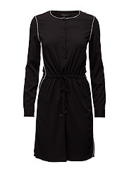 Belou Dress - 001 BLACK