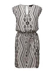 Stone Dress - 709 STONE PRINT