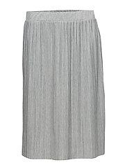 Lea Skirt - 003 LIGHT GREY