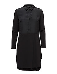 Wet Dress - 001 BLACK