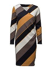 Soft Dress - 725 SOFT PRINT W. NIGHT SKY