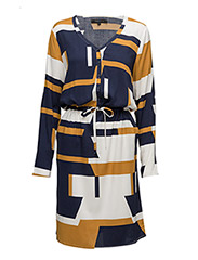Rosemary Dress - 684 ROSEMARY PRINT W. NIGHT SKY