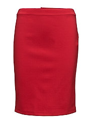 Freya Skirt - SPIZY RED