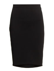 Annalise Pencil Skirt - 001 Black