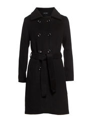 Aura Coat - 001 Black