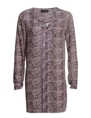 Lucca Tunic - 197 Arrow Print Purple