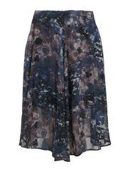 Naomi Skirt - 192 Autumn Flower Print