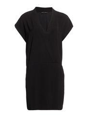 Polly Dress - 001 Black