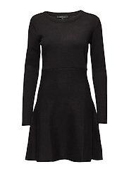 Henrietta Dress - 001 BLACK