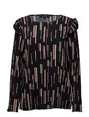 Ann Shirt - 744 ANN PRINT