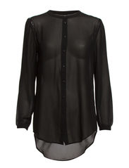 Jules Shirt - 001 Black