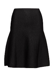 Mie Skirt - 001 BLACK