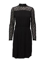 Liza Dress - 001 BLACK
